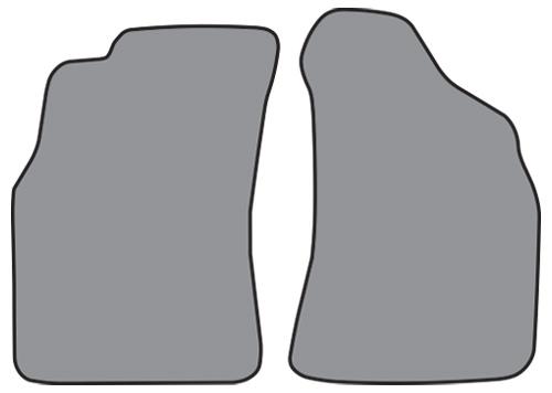 1990-1992 Toyota Supra Floor Mats Cutpile 4pc