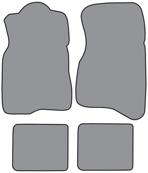 custom leather colors car mats volvo floor seats item for fit veeleo