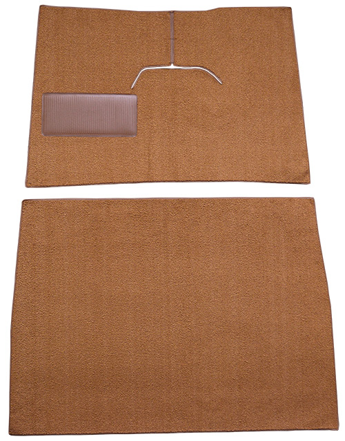 ACC 1947-1954 Chevy Truck Carpet Replacement Fits: Regular Cab Loop Full Floor w//o Gas Tank in Cab Complete Factory Fit