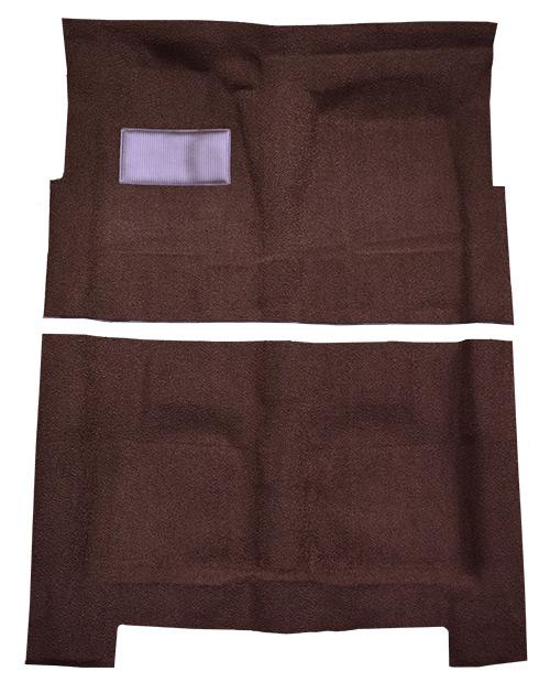 NEW Molded Carpet 2 Door Complete Buick Gran Sport 1965-1967 Choose Color
