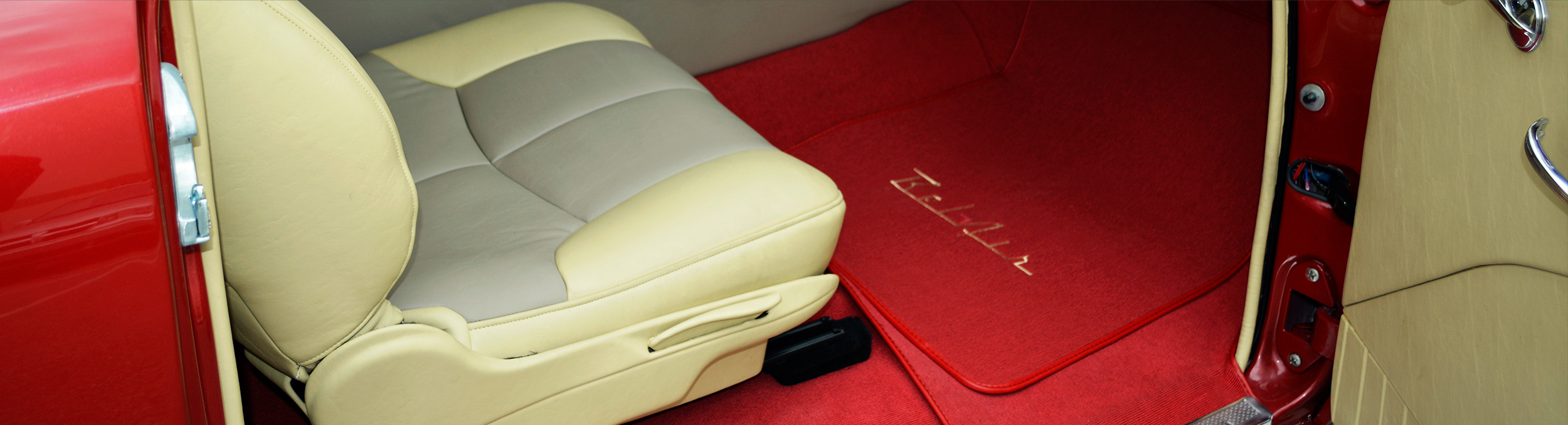 Custom Automotive Carpet, Floor Mats, & More | Auto Custom